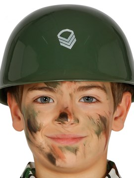 Casco Militar Infantil