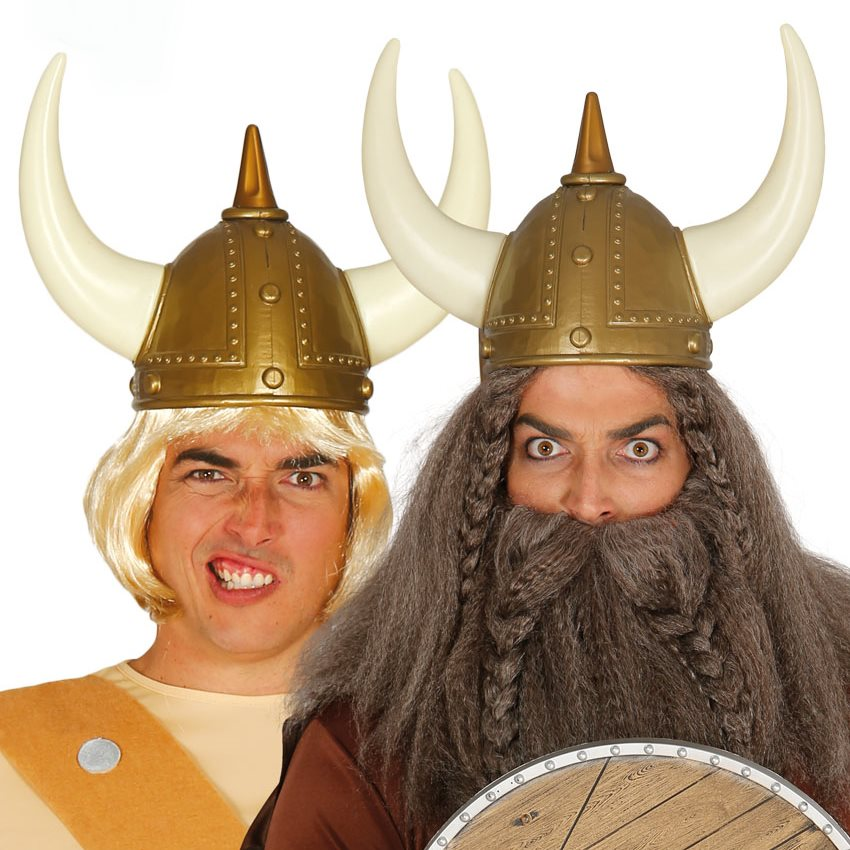 Casco Vikingo Adulto