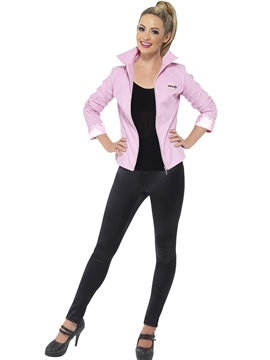 Chaqueta Pink Ladies Grease Deluxe