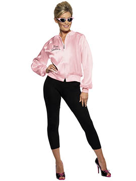 Chaqueta Pink Ladies Grease