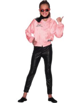 Chaqueta Rosa Pink Ladies Infantil