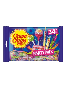 Chupa Chups Party Mix 400 gr
