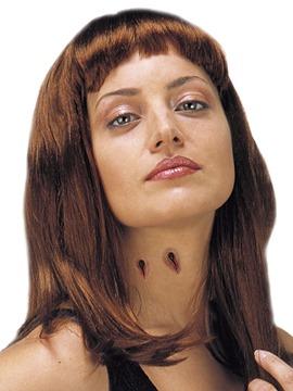 Cicatriz Falsa Mordedura de Vampiro