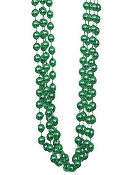 Set 4 Collares Perlas Verdes