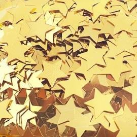 Confeti Estrellas Doradas - Miles de Fiestas