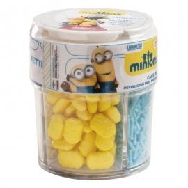 Confetti decorativo de Los Minions