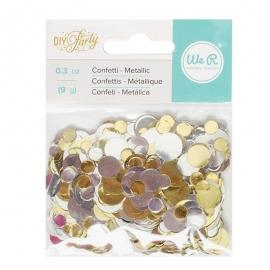 Confeti Metalizado para Piñatas