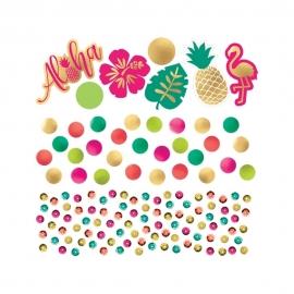 Confetti para Mesas Aloha