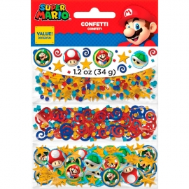 Confetti Super Mario