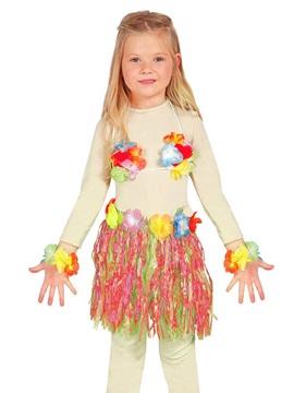 Conjunto Hawaiano Infantil Multicolor