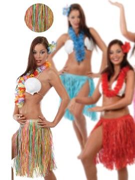 Conjunto Hawaiano Multicolor