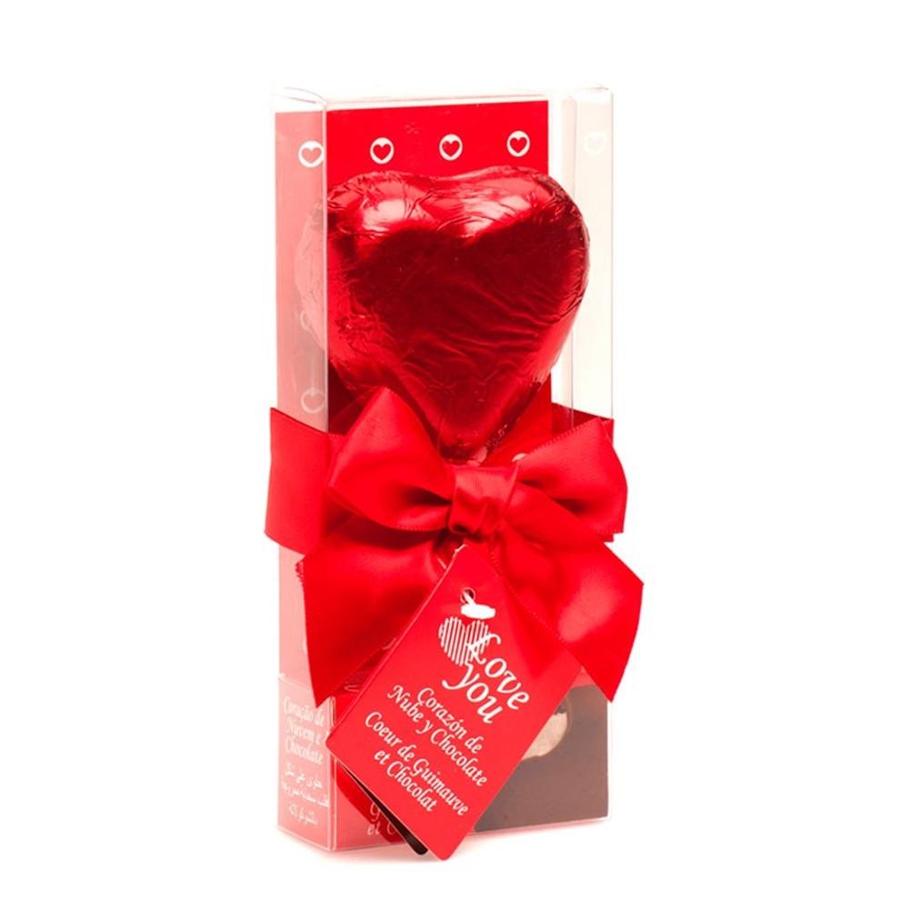 Corazón de Nube y Chocolate 35 gr