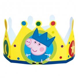 Corona de George Peppa Pig