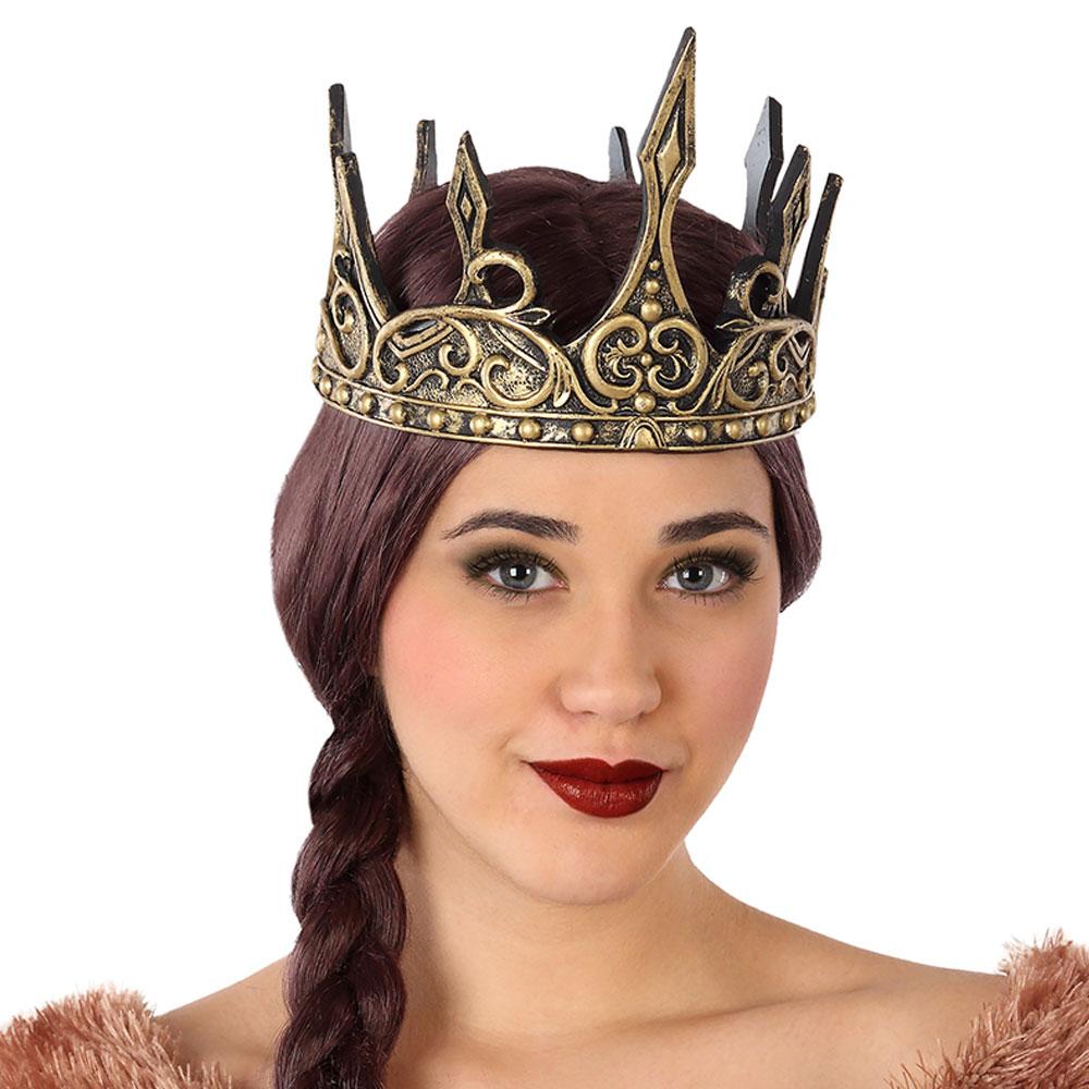 Corona Dorada Rey