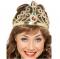 Corona Reina Joyas Dorada