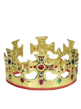 Corona de Plástico Rey