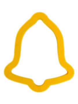 Cortador de Galletas Campana 7 cm