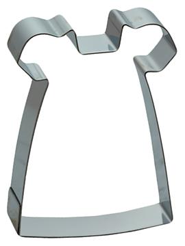 Cortador Vestidito Postreadicción 7 cm