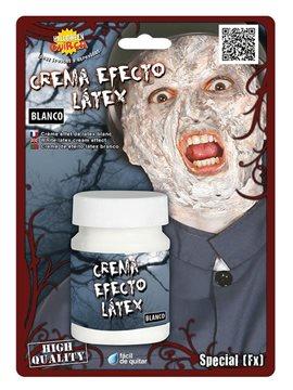 Crema Efecto Látex Blanco 30 ml