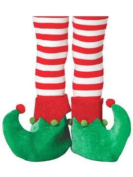 Cubrezapatos Elfo Infantil