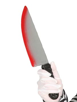 Cuchillo Sangriento 37 cm