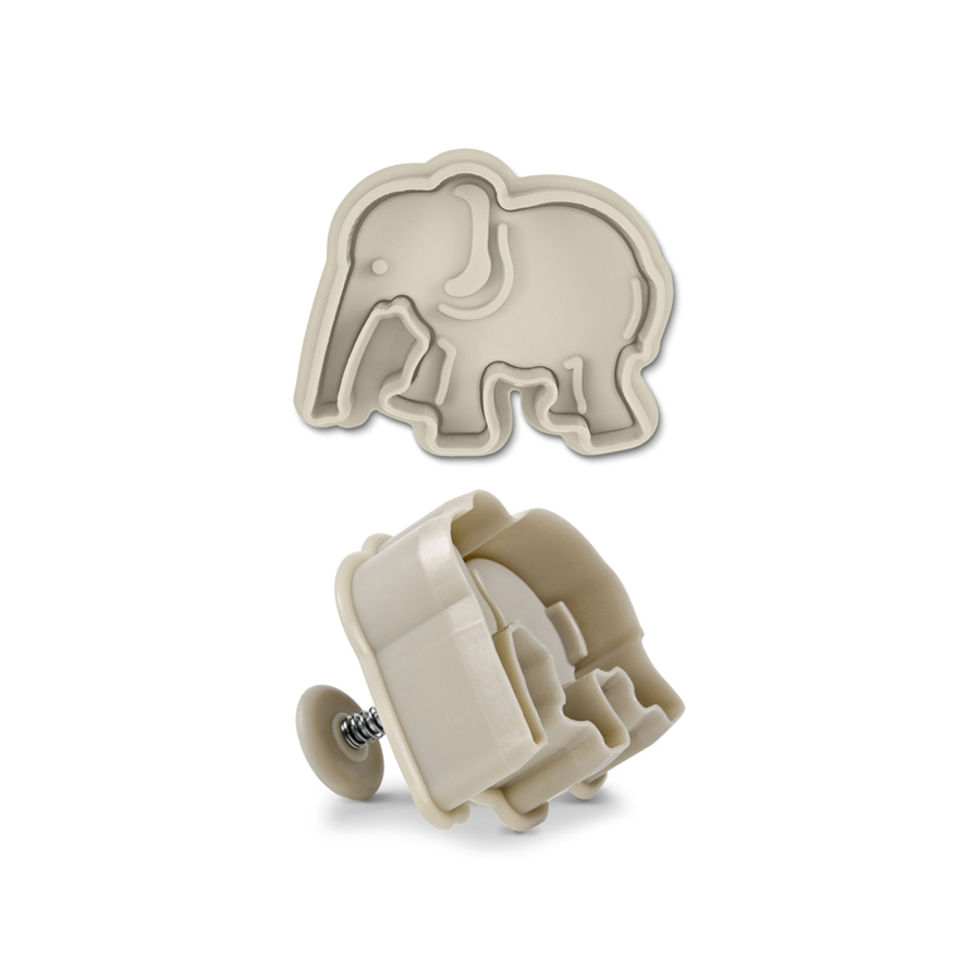 Cortador con expulsor elefante