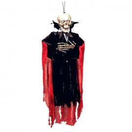 Decoración Colgante Esqueleto Vampiro