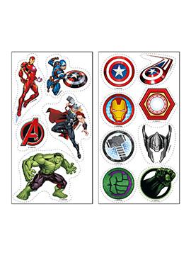 Decoración Comestible Los Vengadores 13 Diseños