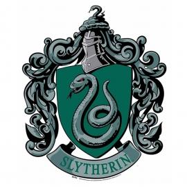 Decoración de Pared Emblema Slytherin Harry Potter 61cm