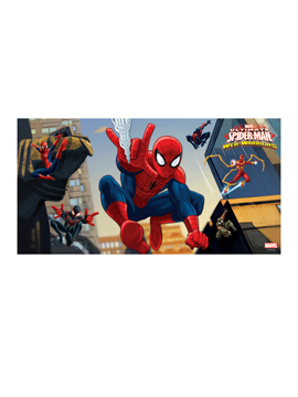 Decoración de Pared Ultimate Spiderman