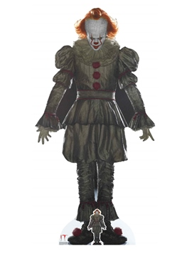 Decoración Photocall Payaso Pennywise de It 192 cm