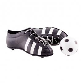 Decoración para tartas Zapatillas y Balón de fútbol - Miles de Fiestas