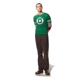 Decoración Photocall Sheldon Cooper 186cm
