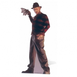 Decoración Photocall Freddy Krueger 174 cm