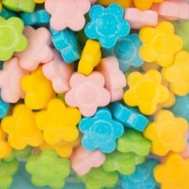 Decoraciones de Azúcar Flores de Colores