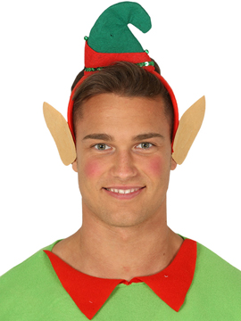Diadema Elfo con Orejas