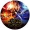 Disco de Azúcar Star Wars 20 cm
