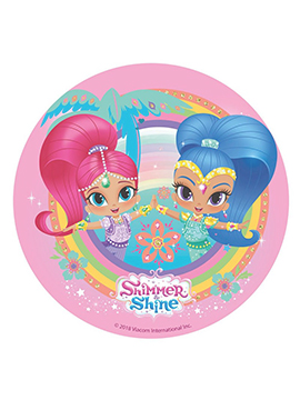 Disco de Oblea Shimmer & Shine Modelo A