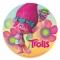 Disco de Oblea Trolls Poppy 20cm