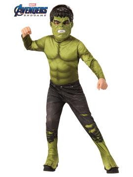 Disfraz Hulk Endgame Classic Infantil