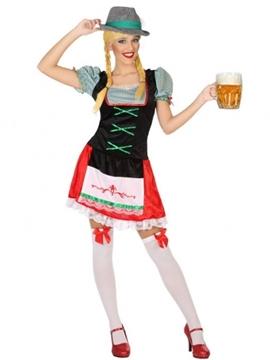 Disfraz Alemana Mujer