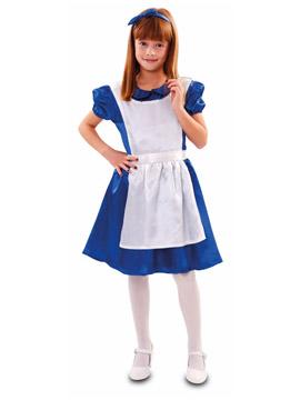 Disfraz Alicia en el País de las Maravillas Infantil