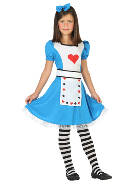 Disfraz Alicia Infantil