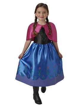 Disfraz Anna Frozen Classic Infantil