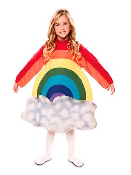 Disfraz Arcoiris Infantil