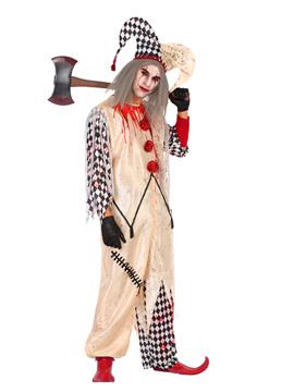 Disfraz Arlequín Sangriento Adulto