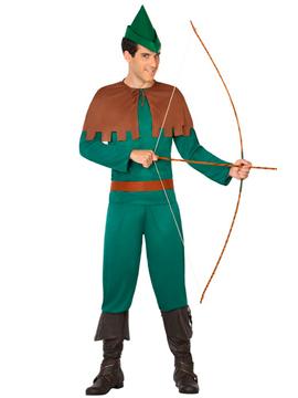 Disfraz Arquero de los Bosques Adulto