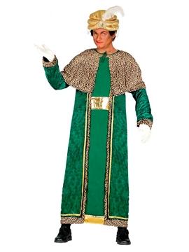 Disfraz del Rey Mago Baltasar Adulto
