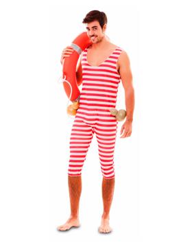 Disfraz Bañista Años 20 Adulto