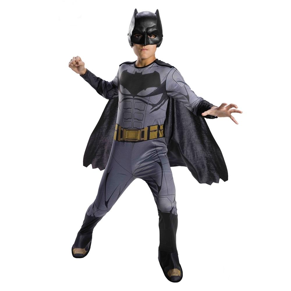 Disfraz Batman Liga de la Justicia Classic Infantil